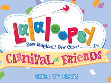 Lalaloopsy Carnival of Friends