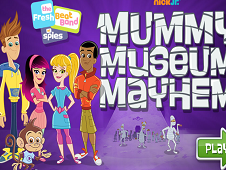 Mummy Museum Mayhem