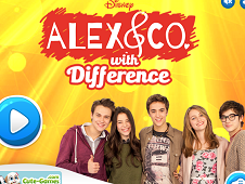 Alex and Co with Difference