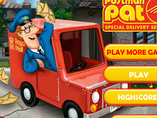 Postman's Pat Special Car Delivery