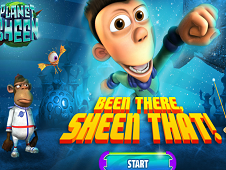 Planet Sheen Games: Been There Sheen That