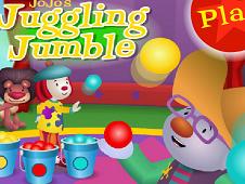 Jojo Juggling Jumble