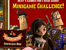 The Book of Life Minigame Challenge