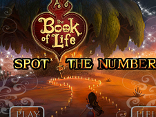 The Book of Life Hidden Numbers