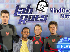 Lab Rats Minds Over Matter