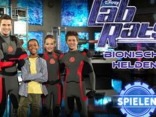 Lab Rats Bionic Heroes