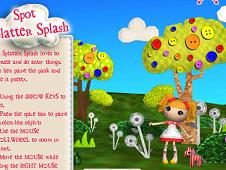 Spot Splatter Splash