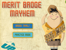 Merit Badge Mayhem