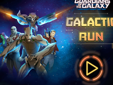 Guardianx of the Galaxy Galactic run
