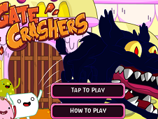 Adventure Time Gate Crashers