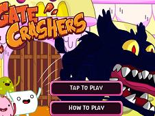 Adventure Time Gate Crashers