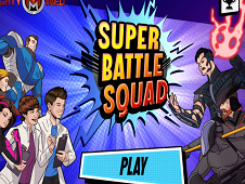 Mighty Med Super Battle Squad
