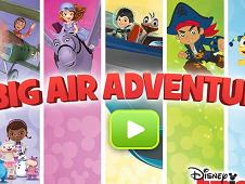Disney Junior Big Air Adventure