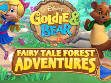 Goldie and Bear Fairytale Adventure