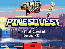 Gravity Falls Pinquest Adventure
