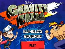 Gravity Falls Rumble Runner