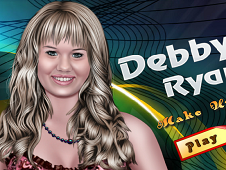 Debby Ryan Make Up
