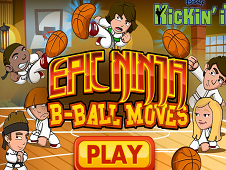Kickin It Epic B Ball Move