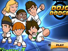 Kickin It Dojo Dodge