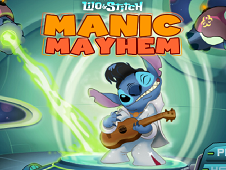 Lilo and Stitch Manic Mayhem