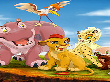 The Lion Guard Puzzle