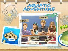 Zack and Cody Aquatic Adventures