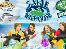 Zack and Cody 7 Seas Wave Crave
