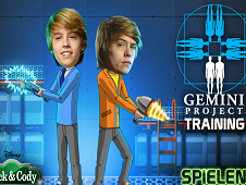 Zack and Cody Twin Program Training
