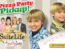 Zack and Cody Pizza Party Pickup
