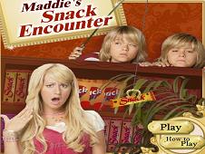 Maddie's Snack Encounter