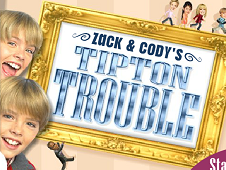 Zack and Cody Tipton Trouble