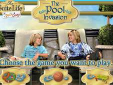 Zack and Cody The Pool Invasion