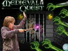 Zack and Cody Medieval Quest