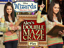 Alex's Double Maze Craze