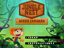 Jungle Nest Mission