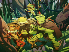 Kulipari An Army of Frogs