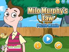 Milo Murphys Law Puzzle