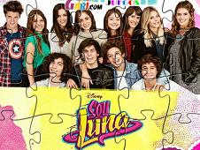 Soy Luna Jigsaw 2