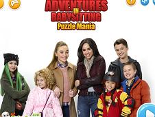 Adventures in Babysitting Puzzle Mania