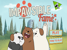 We Bear Bears Impawsible Fame