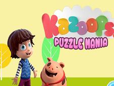 Kazoops Puzzle Mania