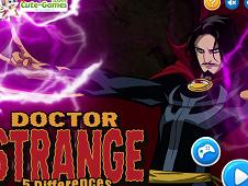 Doctor Strange Differences