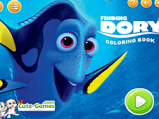 Finding Dory Coloring