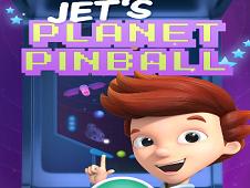 Jet's Planet Pinball