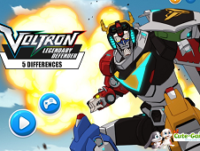 Voltron Legendary Defenders Differences