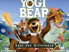 Yogi Bear Differences