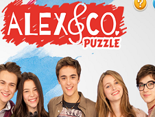 Alex and Co Puzzle