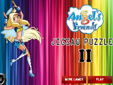 Angel Friends Jigsaw Puzzle