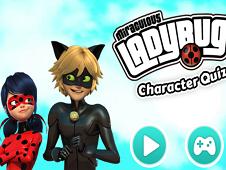 Miraculous Ladybug Character Quiz