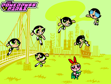 The Powerpuff Girls Cartoon Snapshot